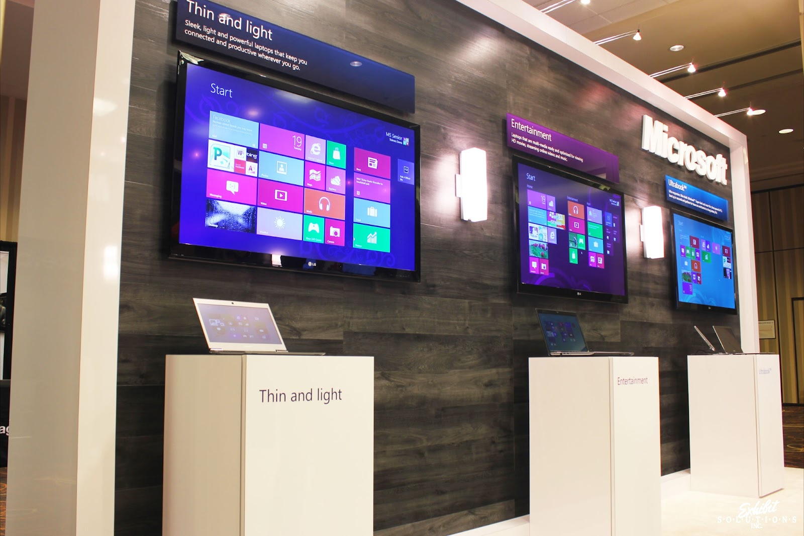 Exhibit Solutions - Microsoft - Future Shop Home Office Show 2012 - 02.JPG