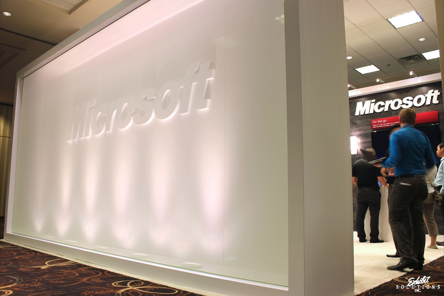 Exhibit Solutions - Microsoft - Future Shop Home Office Show 2012 - 01.JPG