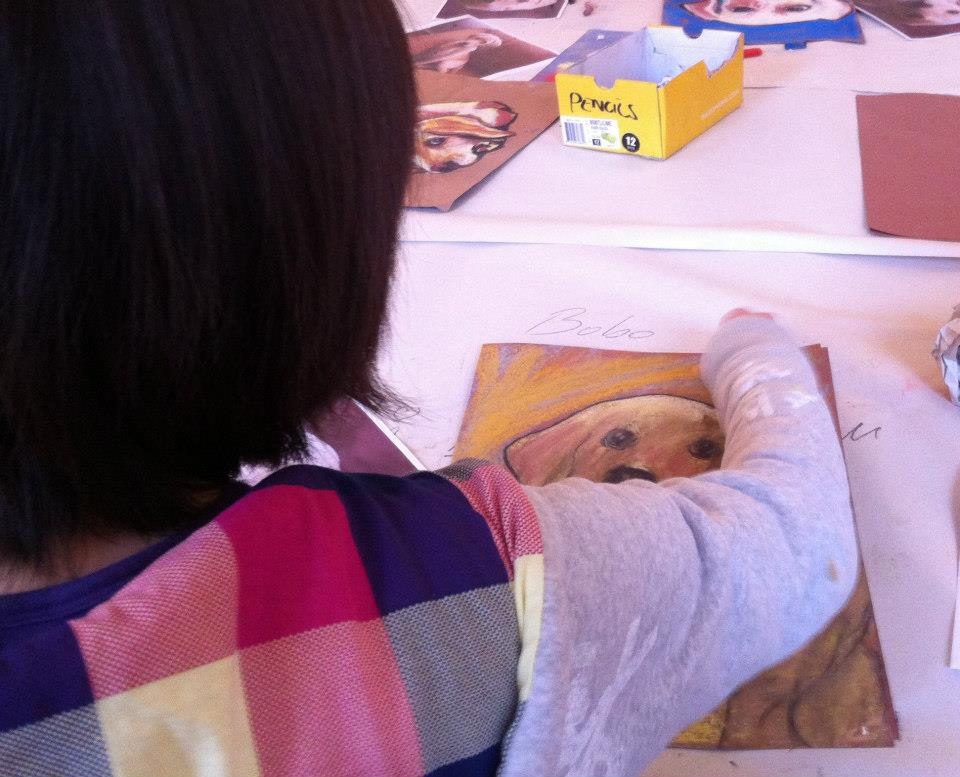 Saturday Art Club at the Wexford Arts Centre