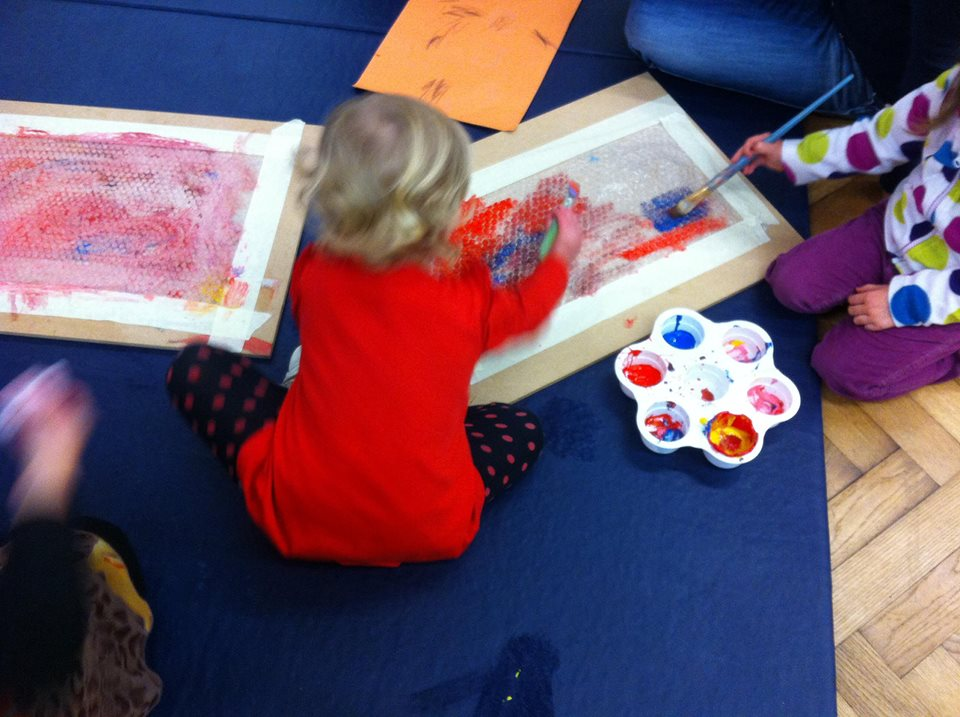 St Aidans Parent and Toddler Art Group