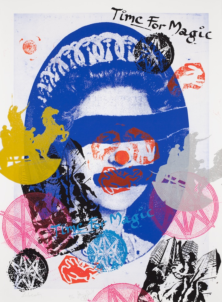Jamie Read - liberty blue (Paul Stolper Gallery)