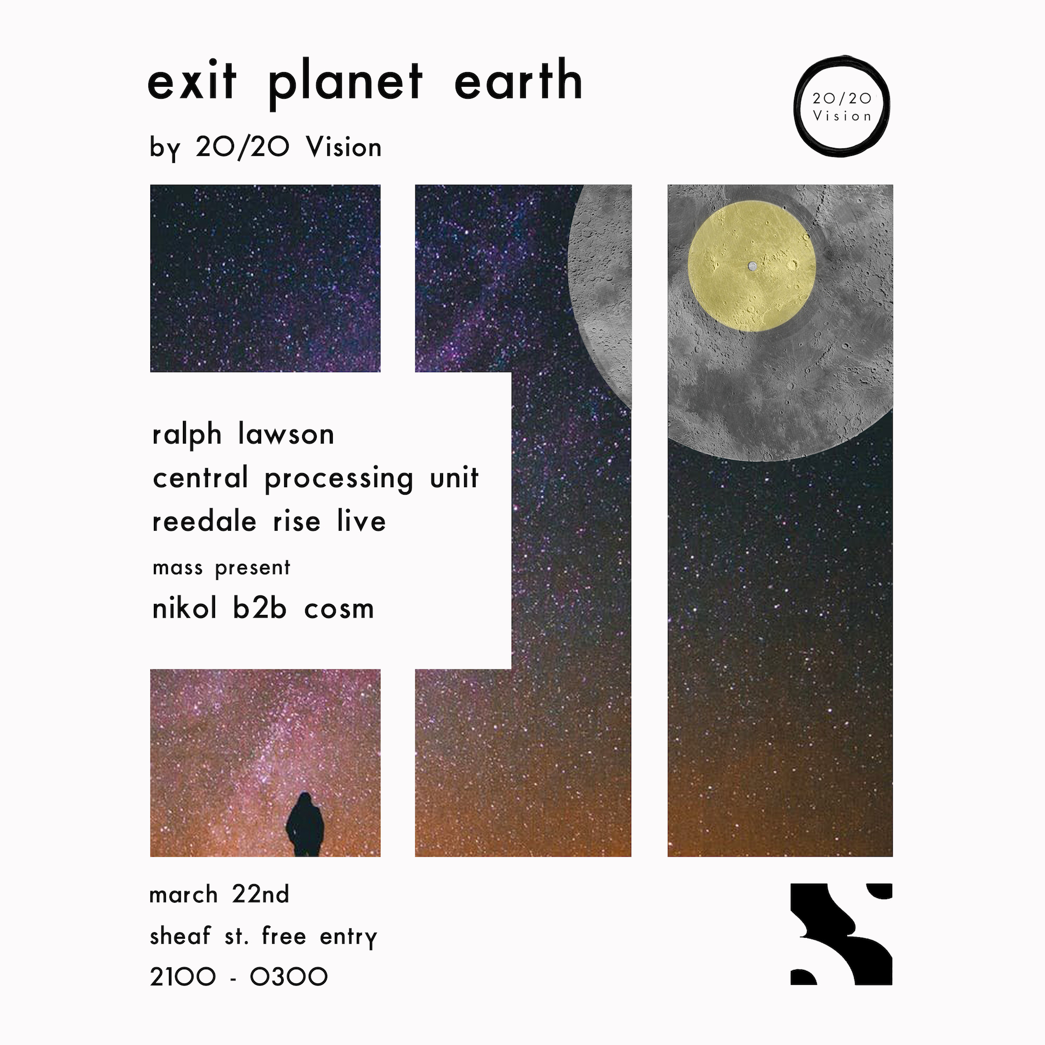 exit planet earth