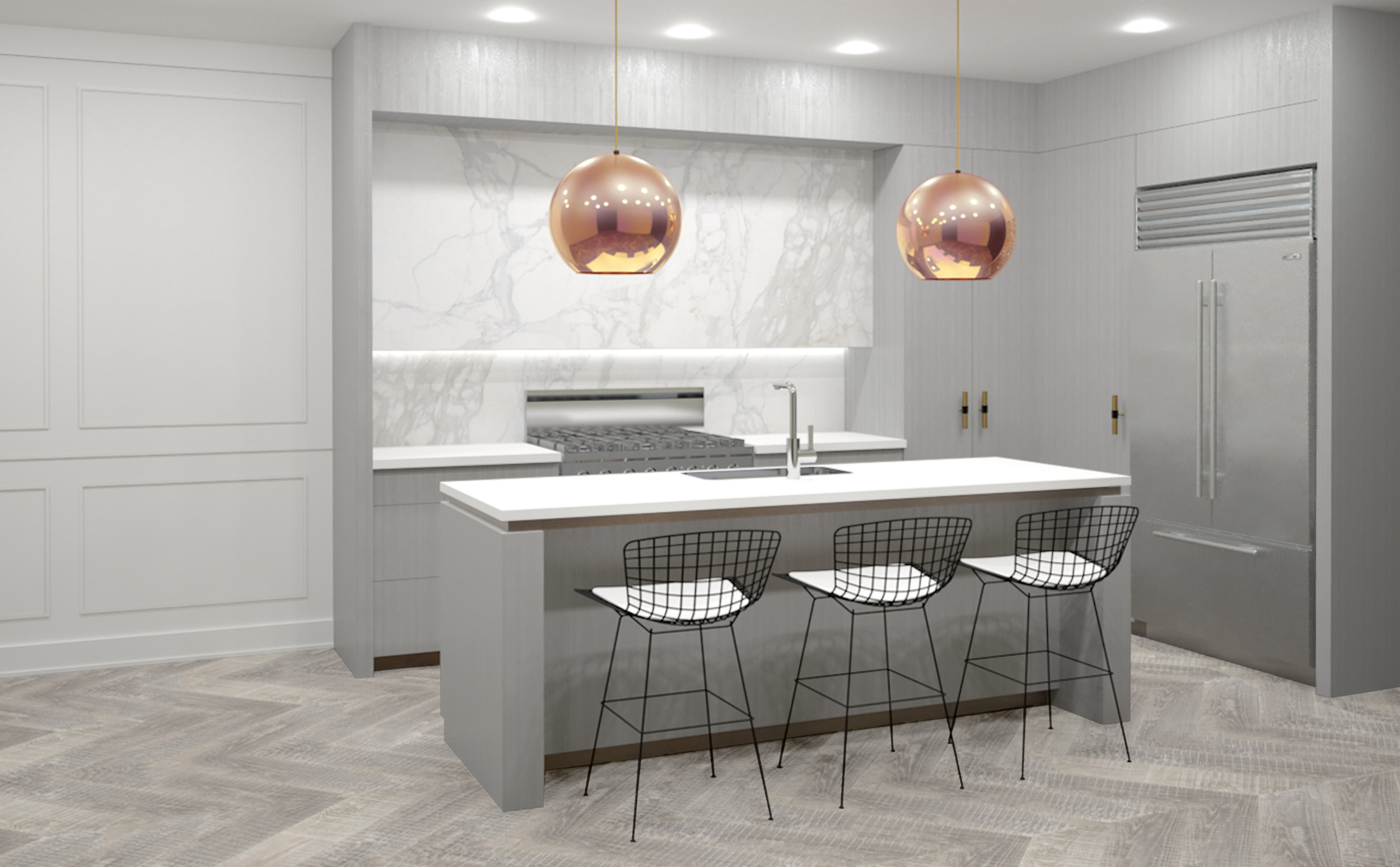 Interior Design by  Winter McDermott Design
