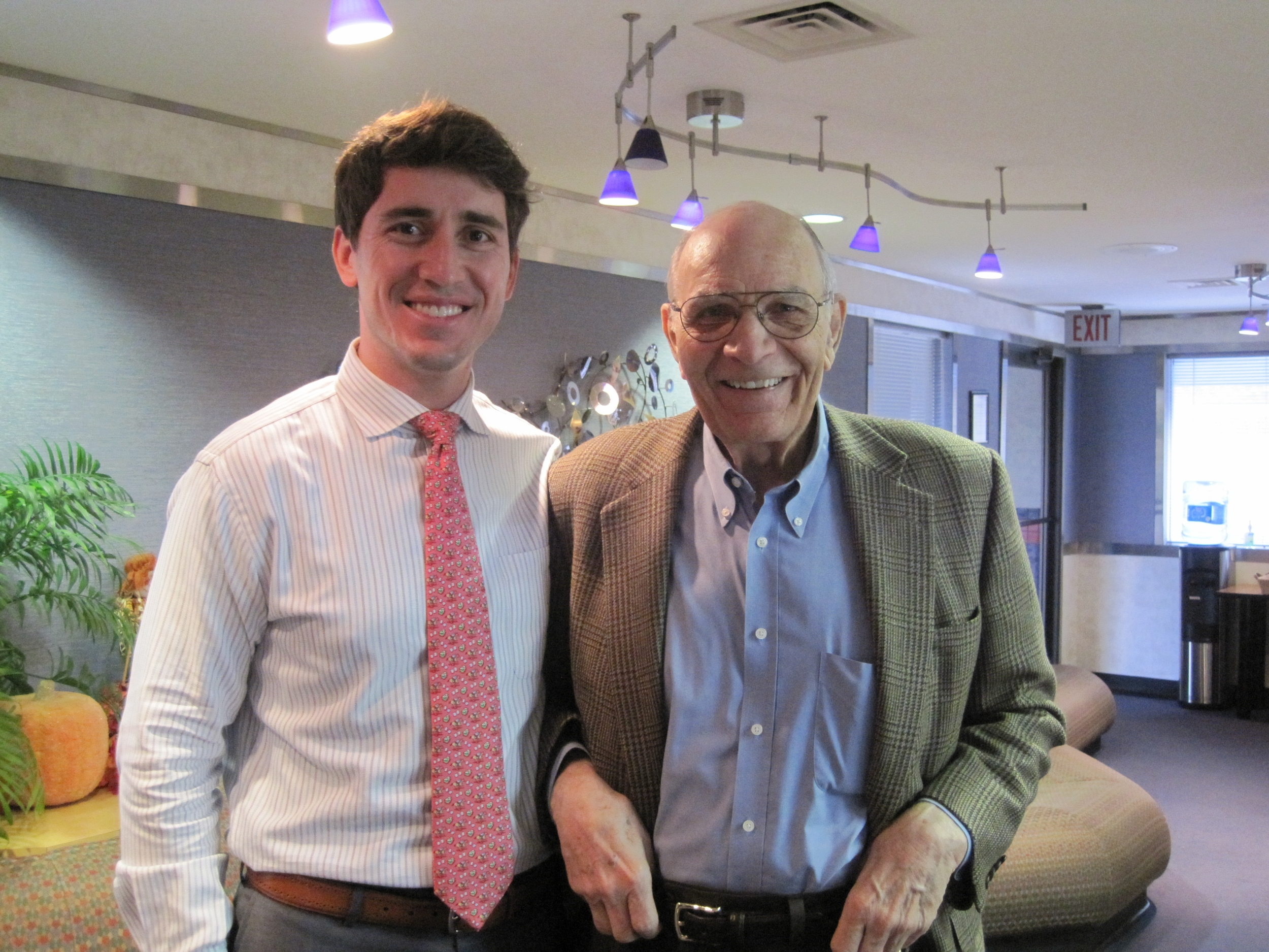 Drs. Glenn Cohen and Larry White