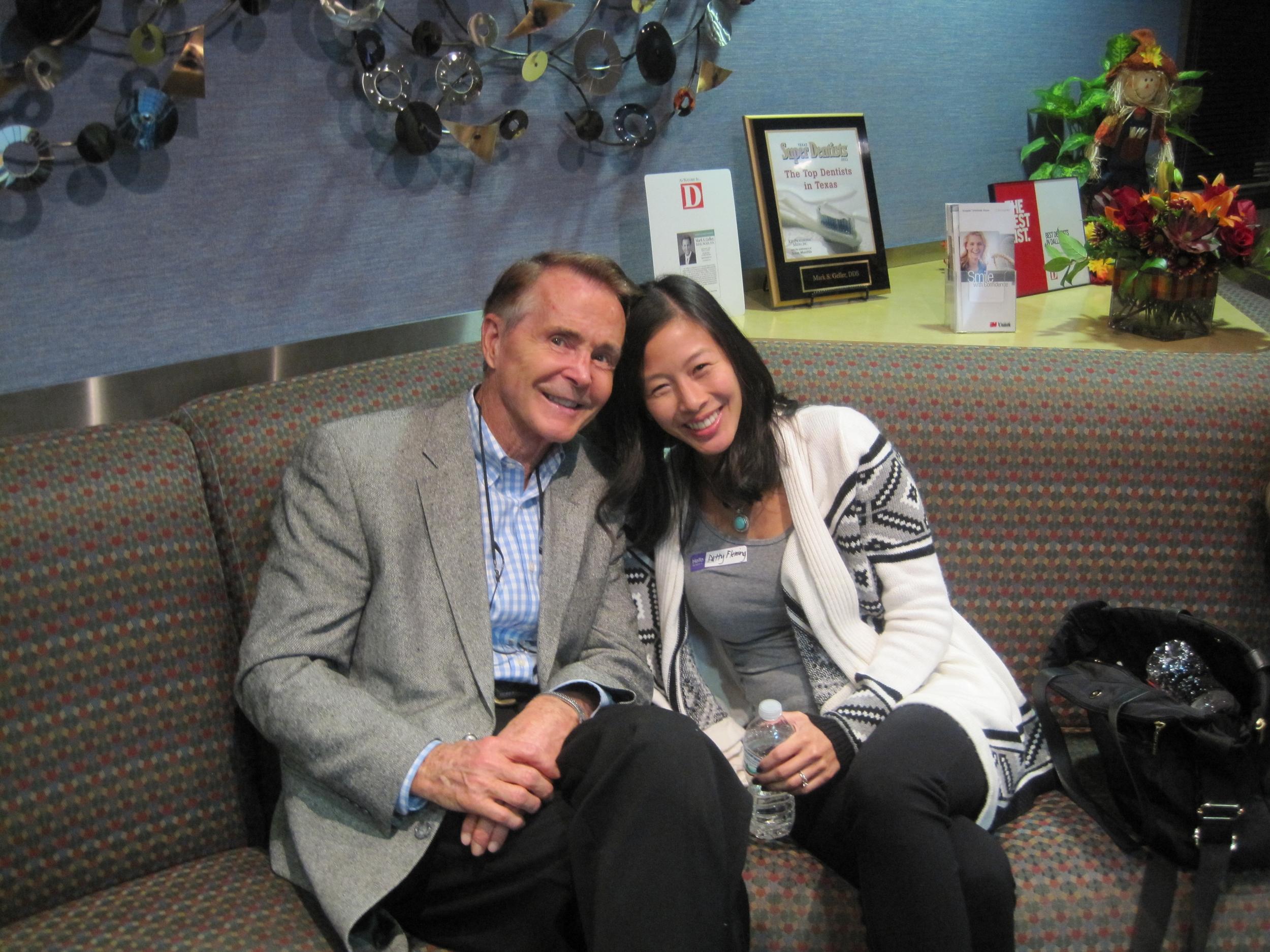 Drs. Jim Boley and Patty Flemming