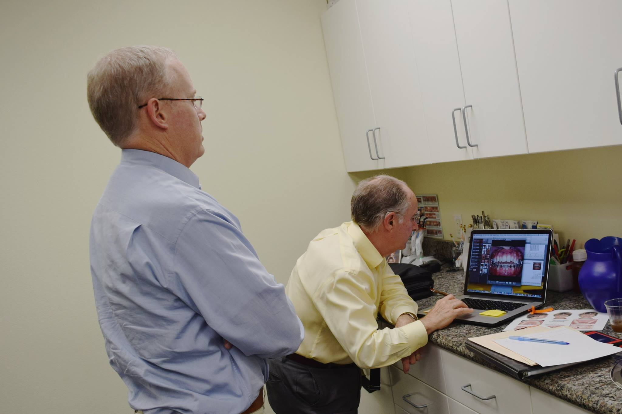 Drs. Marc Magness and Ron Gallerano