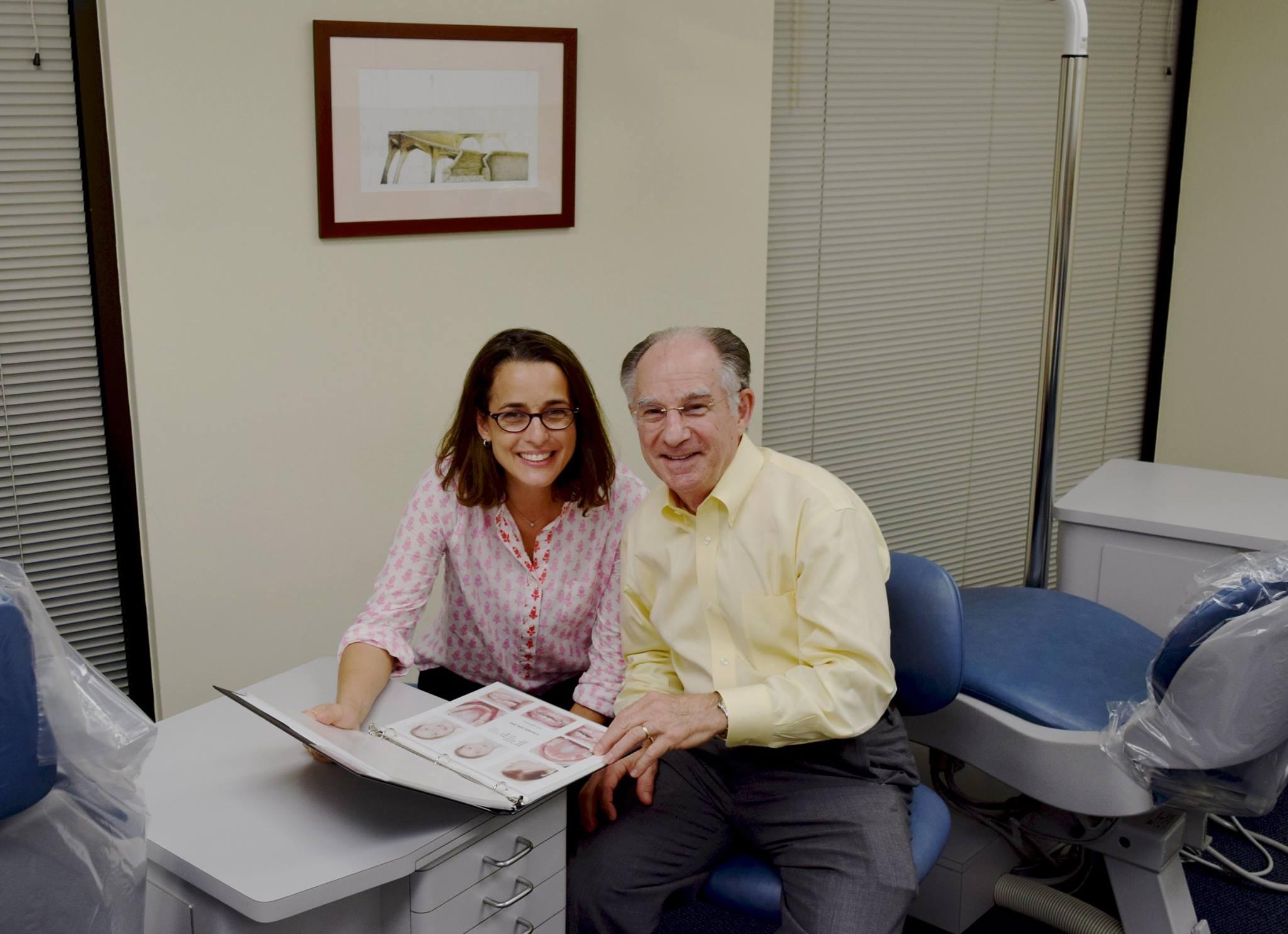 Drs. Aurora Sordelli and Ron Gallerano