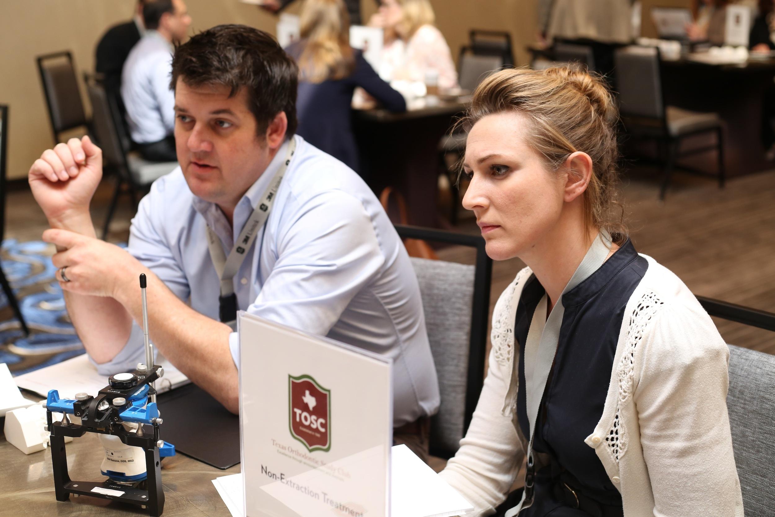 Drs. Jarod and Cele Oliver