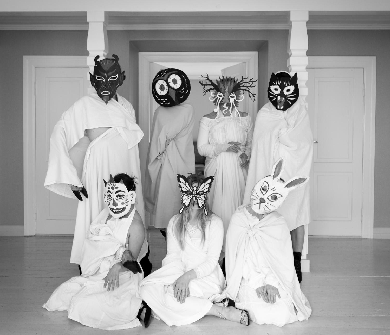 Naamiaiset Masquerade
