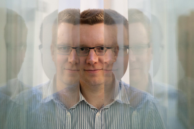 Ari Saine, BusinessOulu. Shot for Oulu New Tech.