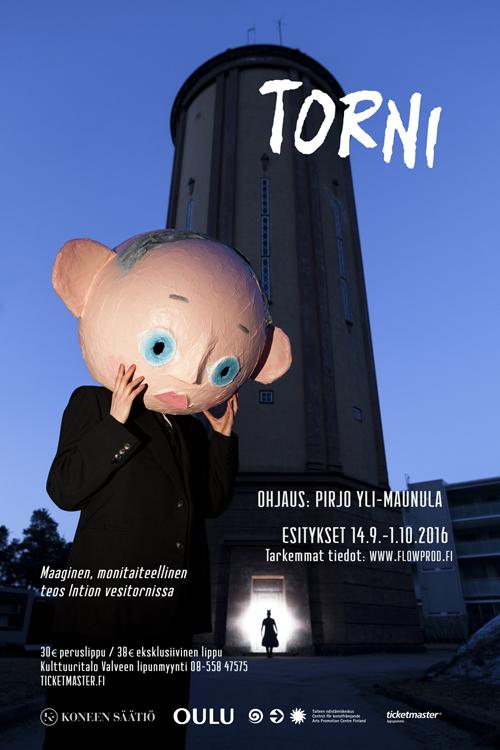 Poster for Torni/The Tower.