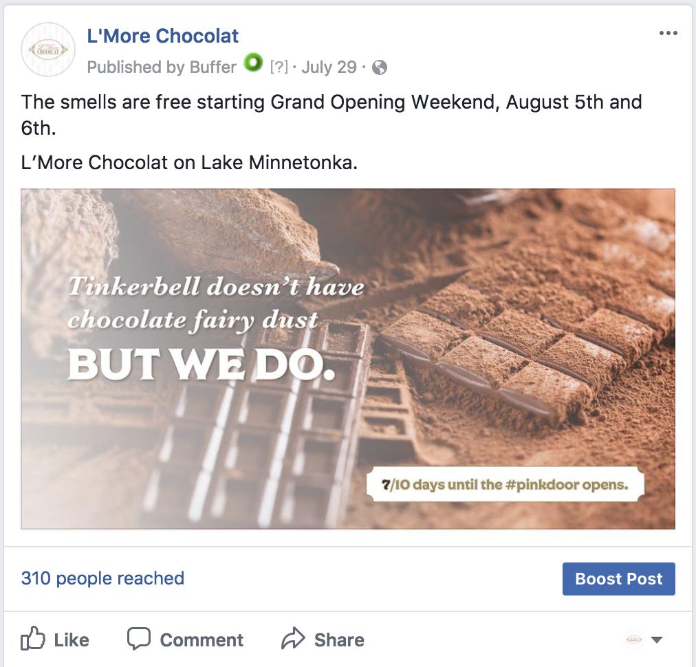 LMore-Chocolat-Pink-Door-Campaign-Example