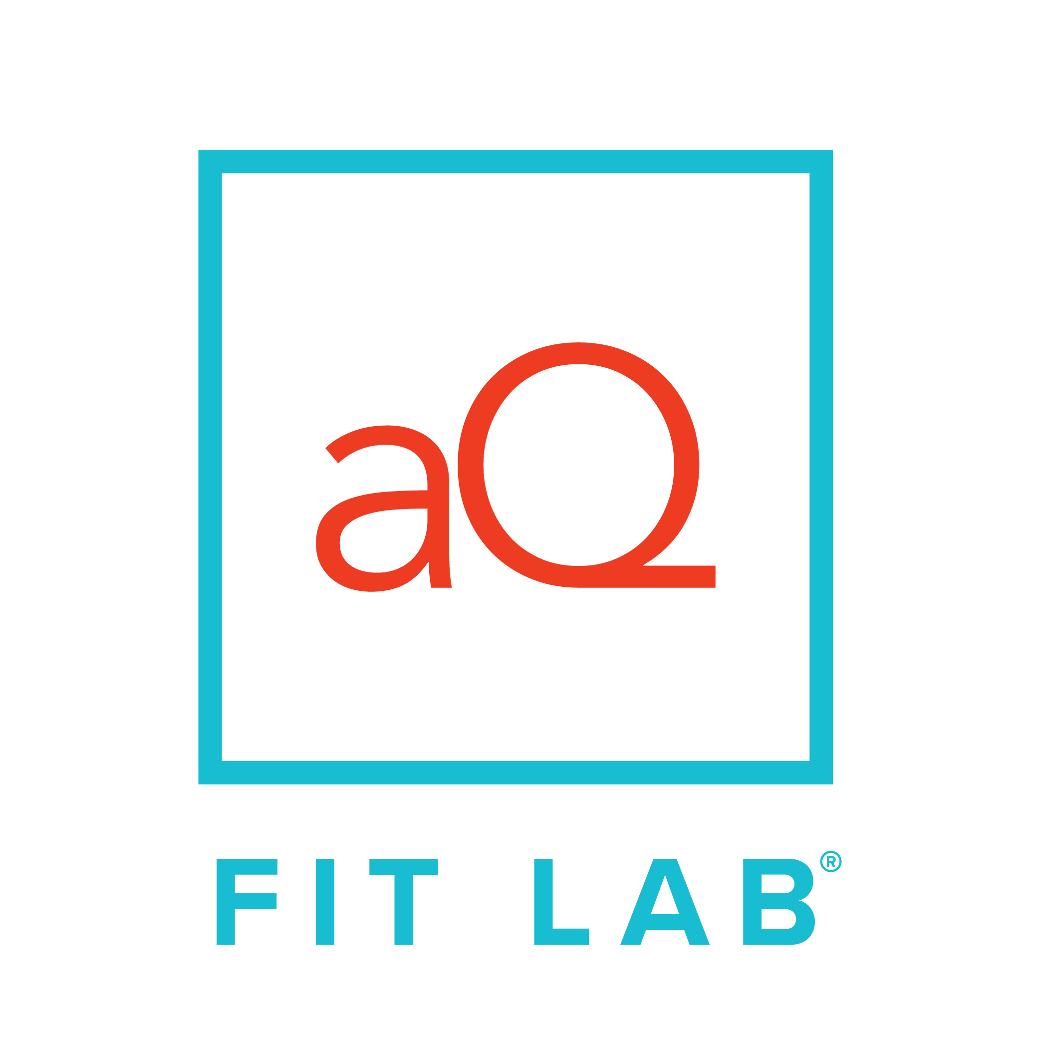 AQ Fit Lab    Services:  brand refresh + enhancement \\ color palette \\ brand application \\ photography direction
