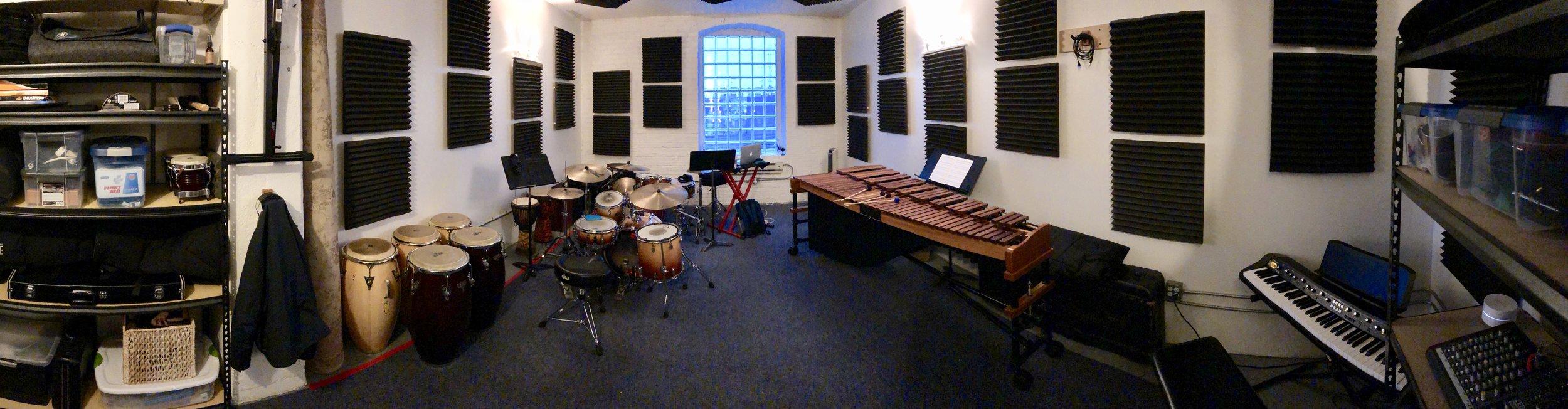 Chicago Percussion Lessons Studio