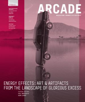 ARCADE Magazine    Winter 2010  Gordon Walker interview