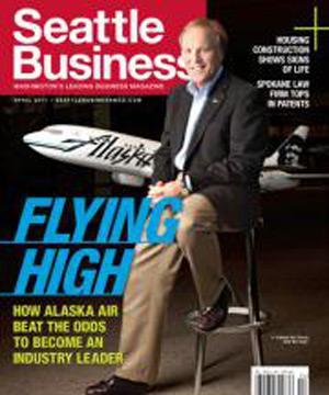 Seattle Business Magazine    April 2011   BUILD LLC interviewed about  prefab housing