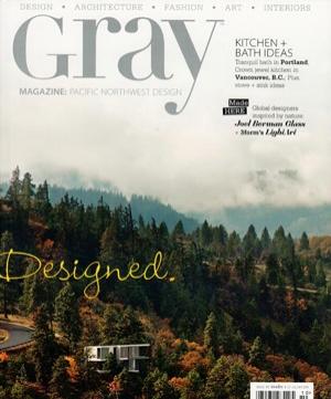 Gray Magazine    Fall/Winter 2013    Society Consulting