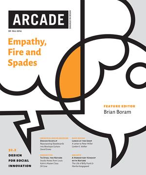 ARCADE Magazine    Fall 2014  AvroKO interview