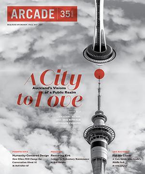 ARCADE Magazine    Fall 2017  Dean Sakamoto on the Work of Vladimir Ossipoff