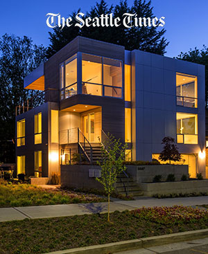 The Seattle Times    Summer 2017    Case Study House 2016