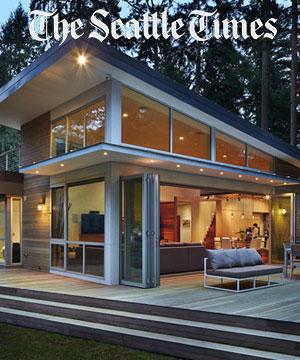Pacific Northwest Magazine  April 2014    Beaux Arts Village