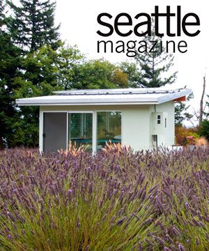 Seattle Magazine    May 2012    Whidbey Potting Shed