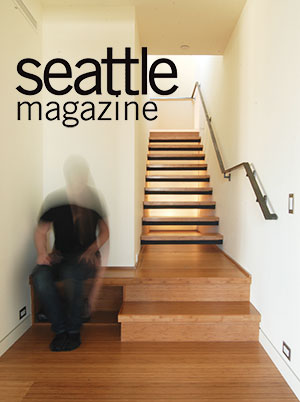 Seattle Magazine    October 2009   Concord Penthouse