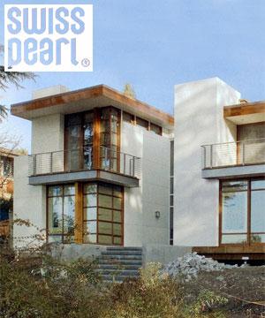 Swiss Pearl Architecture 6 Magazine    February 2008  Medina Residence