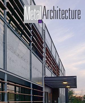Metal Architecture Magazine    June 2007  1240 Building / Mercer Education