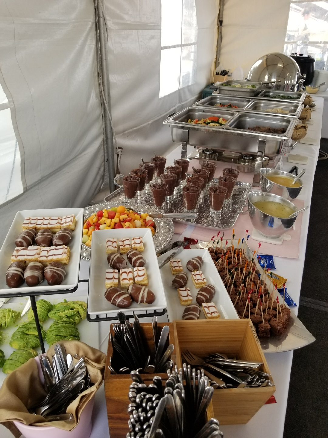 Cater all events, big & small! Weddings, Private Parties, Rehearsals