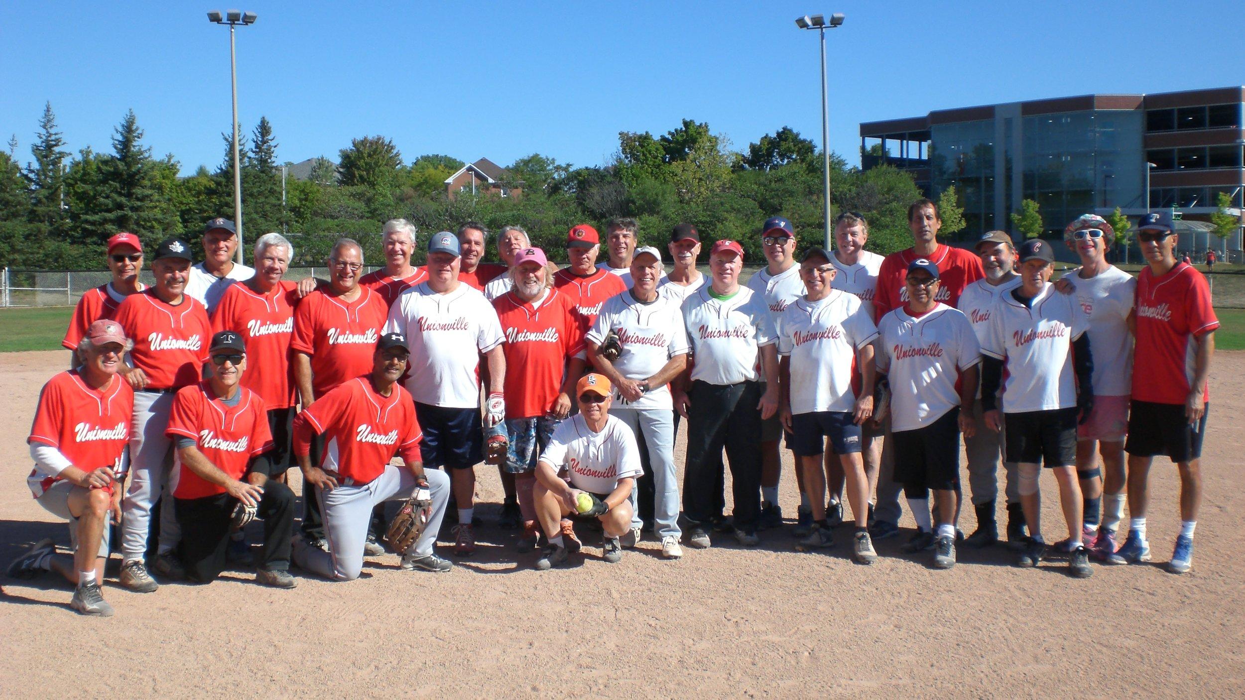 The MAC Team - Men's Senior Slo-Pitch Baseball Markham