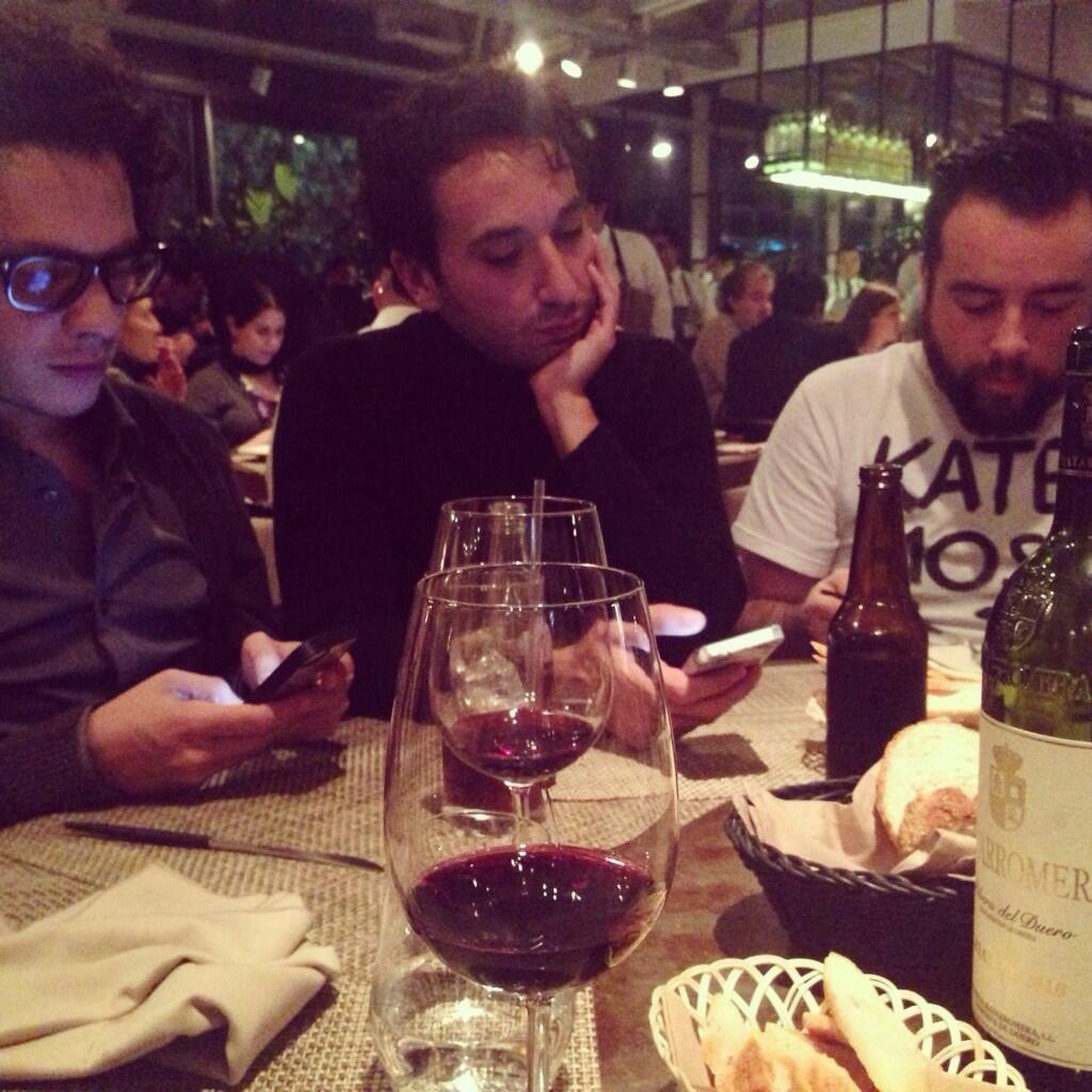 Blogging & Dining by @malvestida