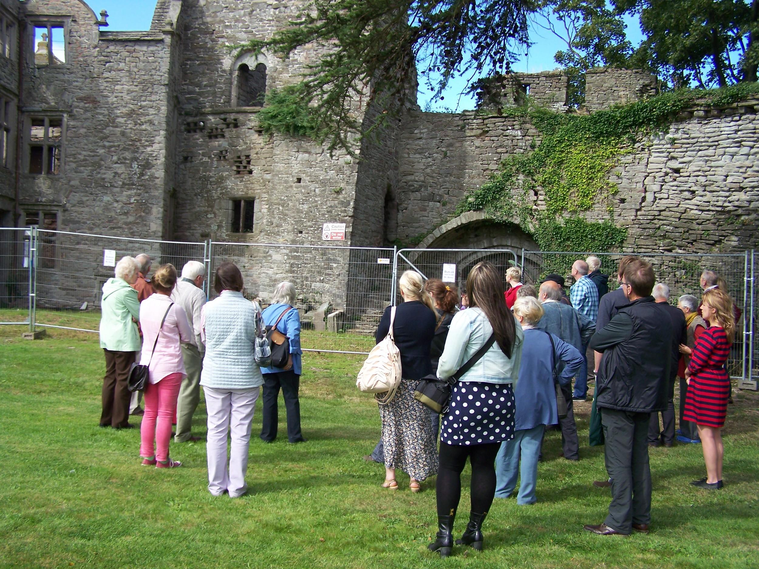 Hay Castle Tours