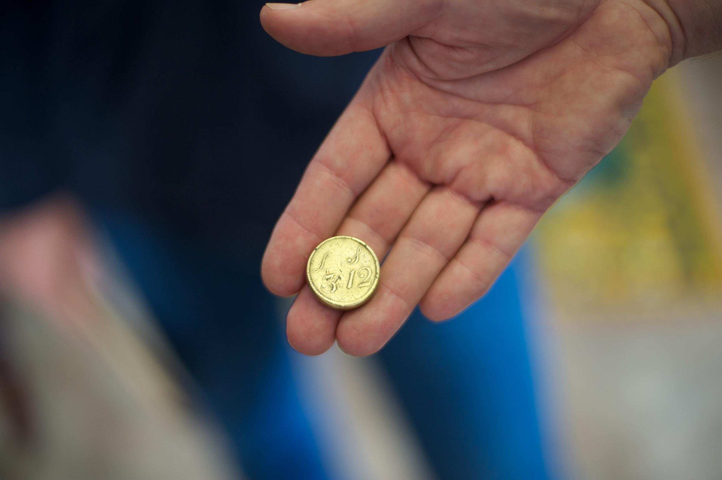 Mystery Coin
