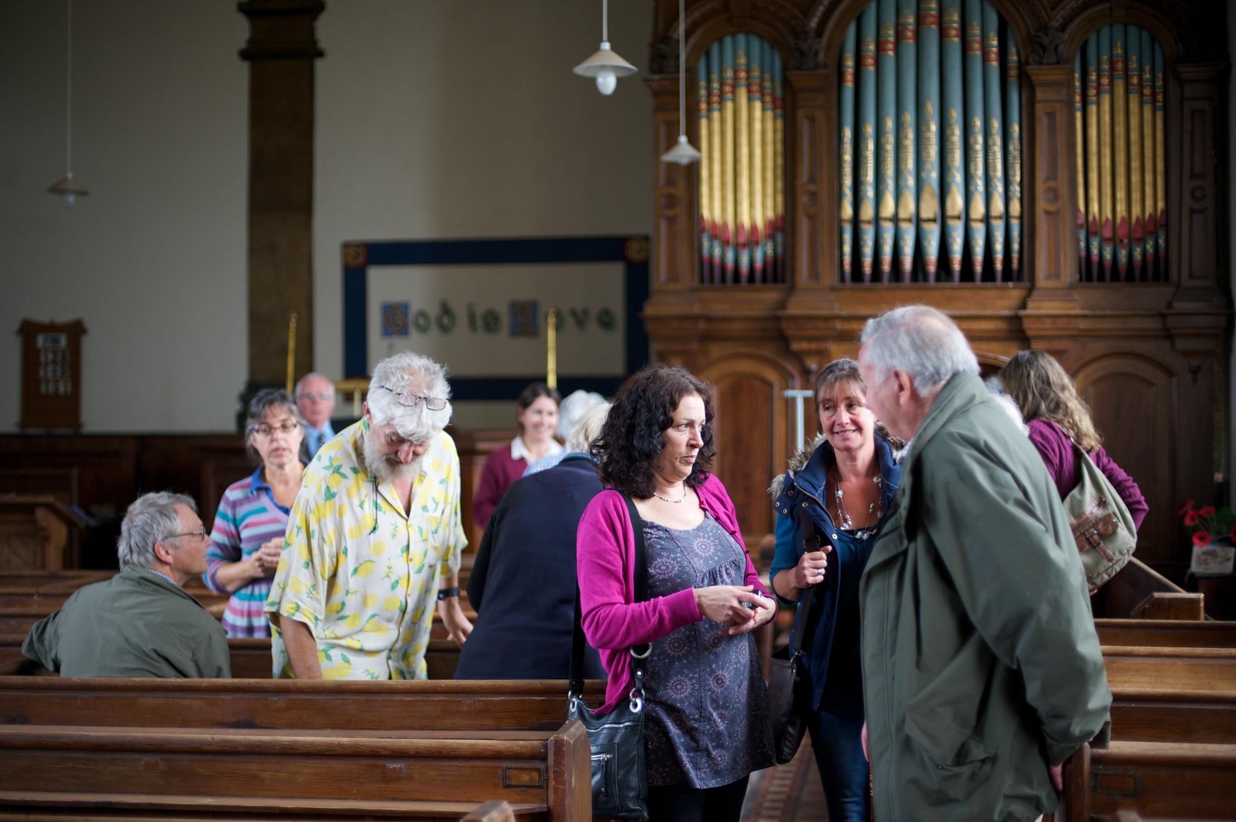 Hay Community Choir at Salem Chapel