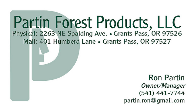 Partin Forest Products