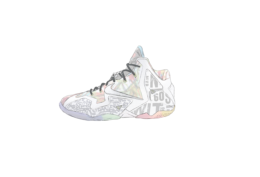 "Nike LeBron & KD ""What The?"""