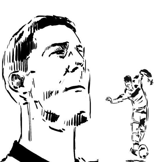 Nike + Eden Hazard