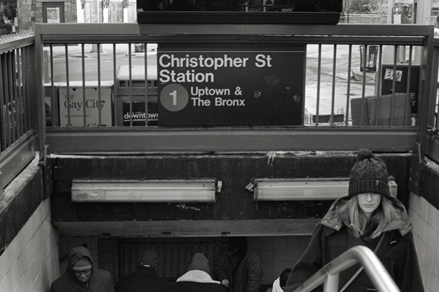 Christopher Street, December 2013