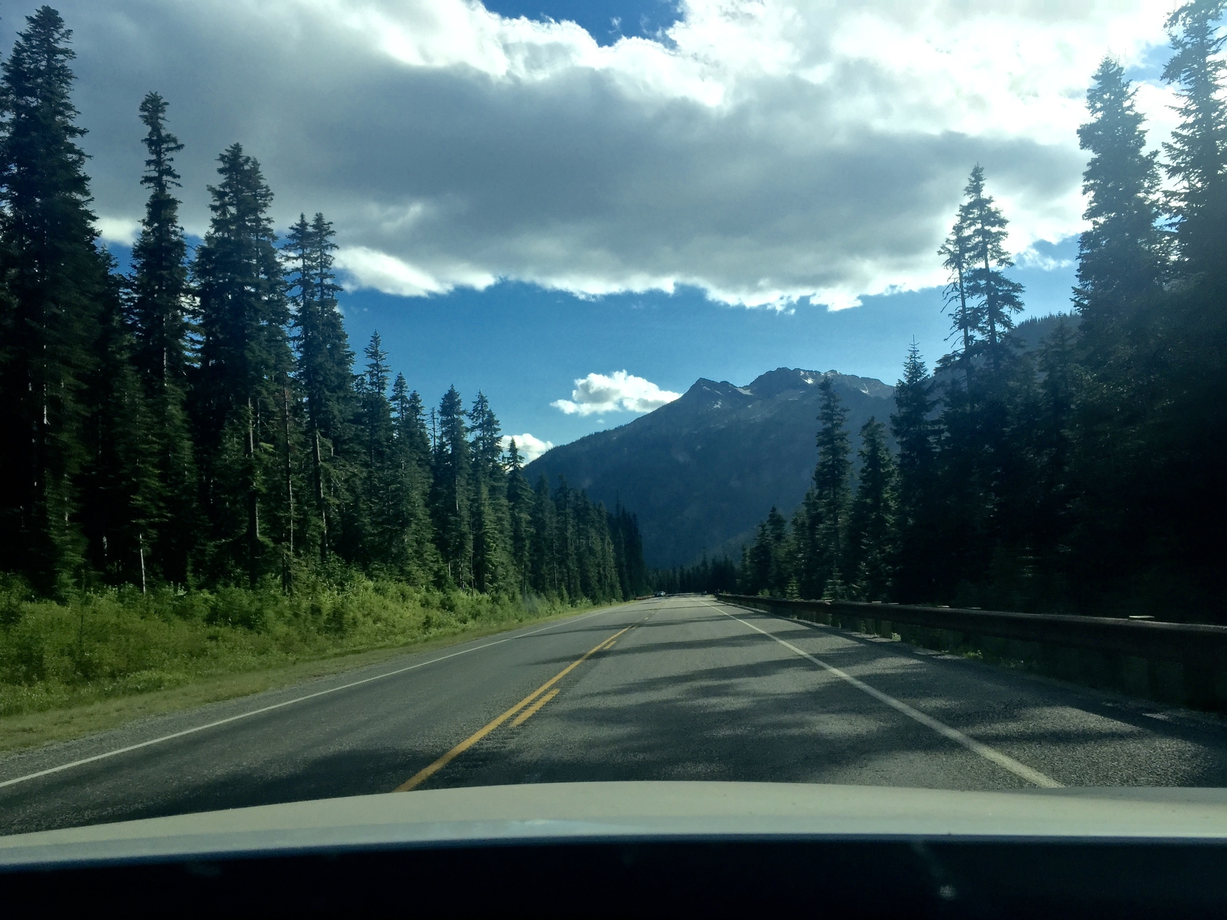 Cascades roadtrip