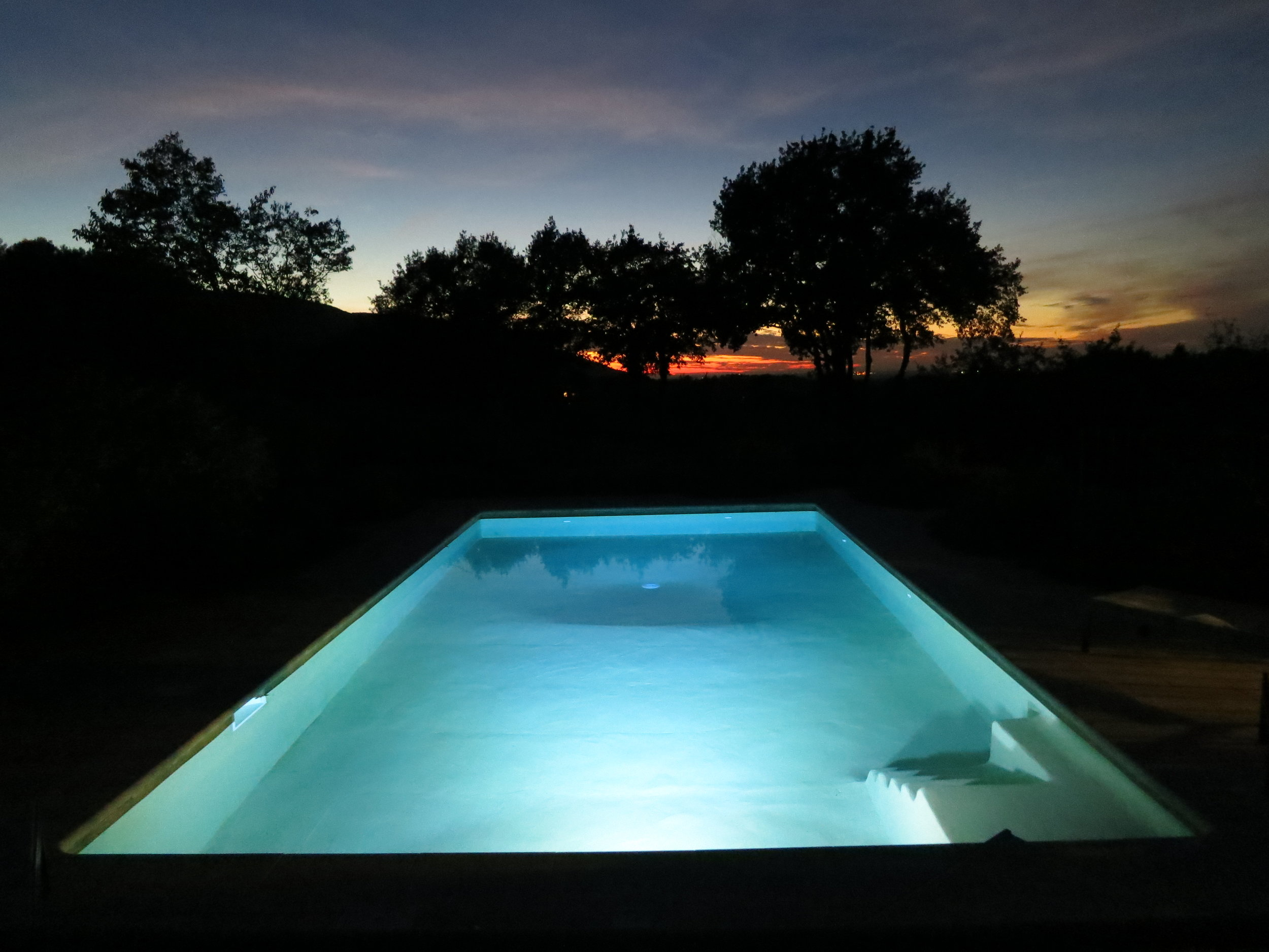 Pool in Provence
