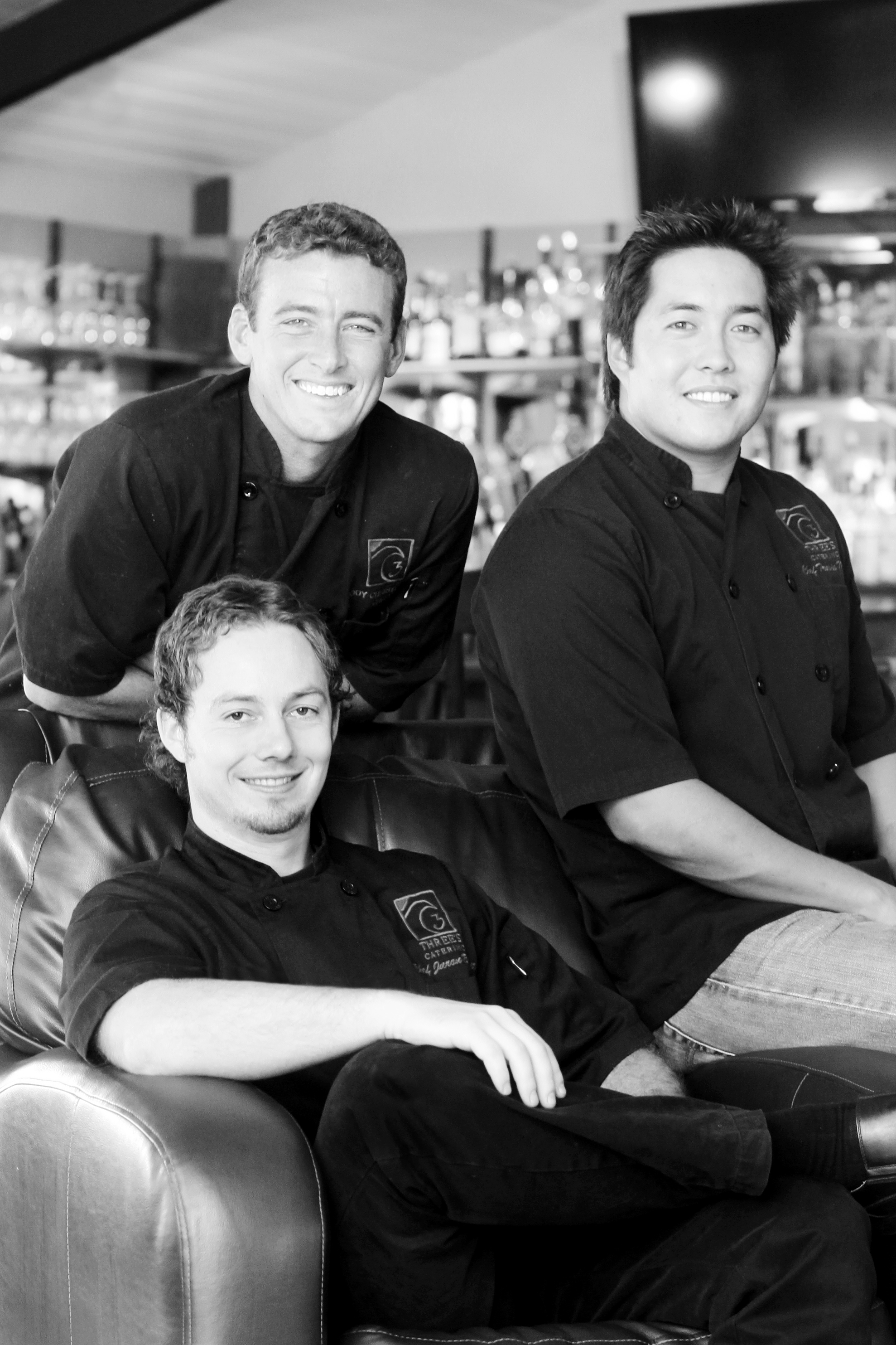 Three's Catering Maui Chefs