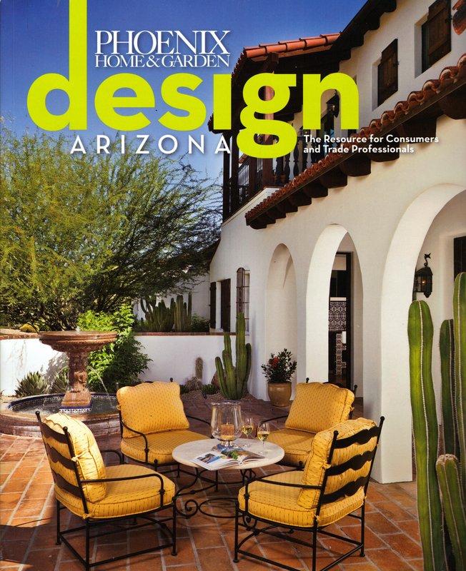 Phoenix Home & Garden: Design Arizona