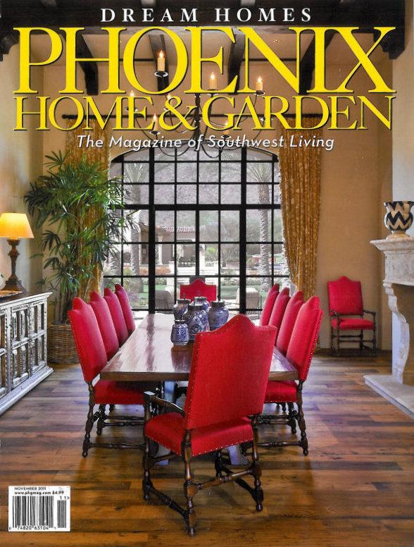 Phoenix Home & Garden: Dream Homes