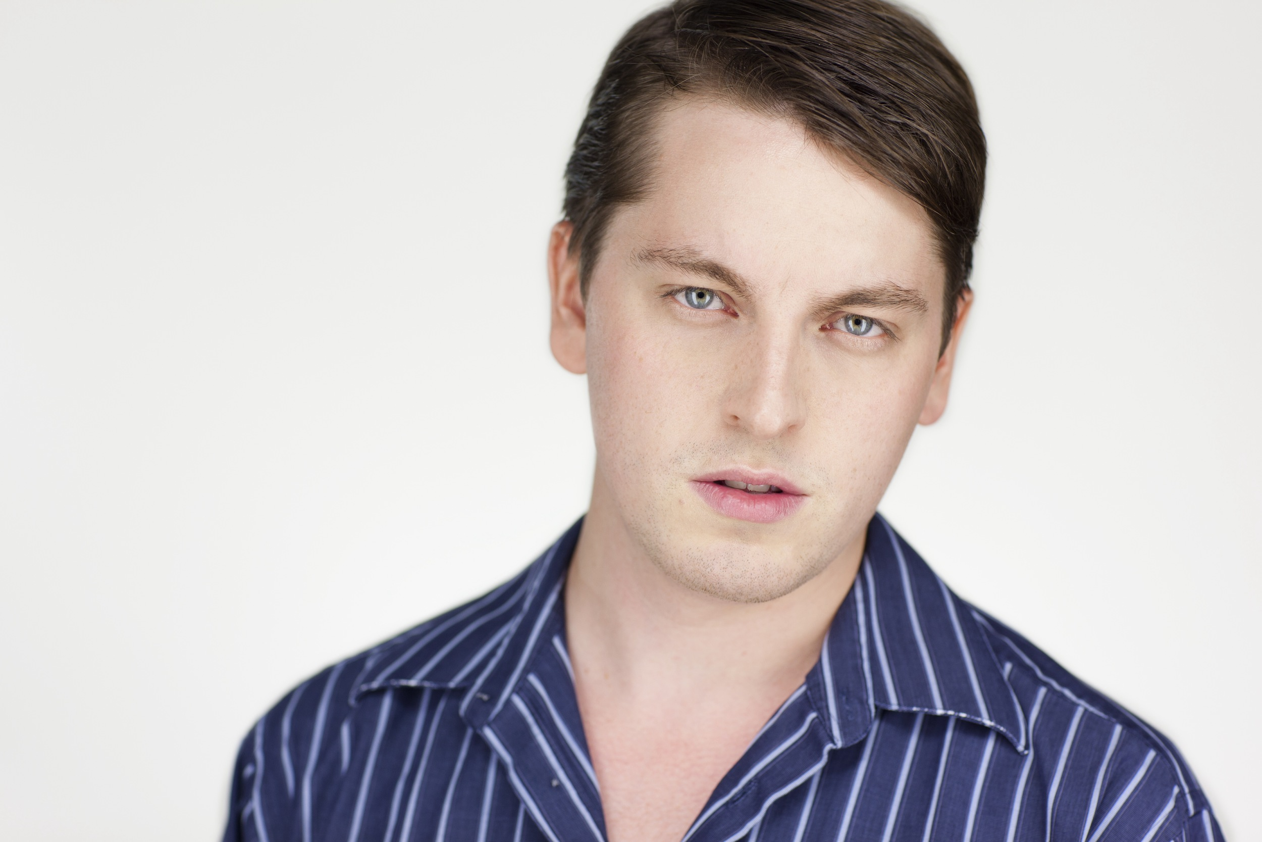 Sean Newman plays Michael, a professional model maker.