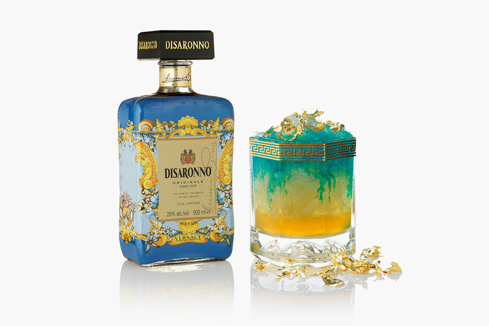 Versace For Disaronno.