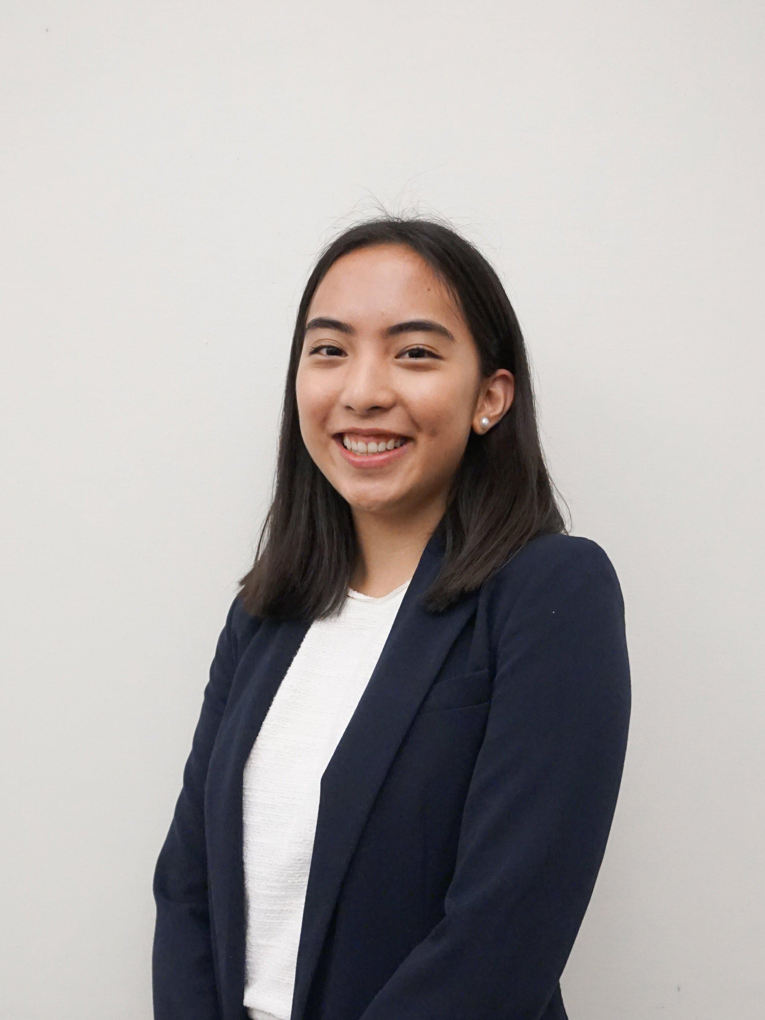 VP Marketing - Sophia Lapus