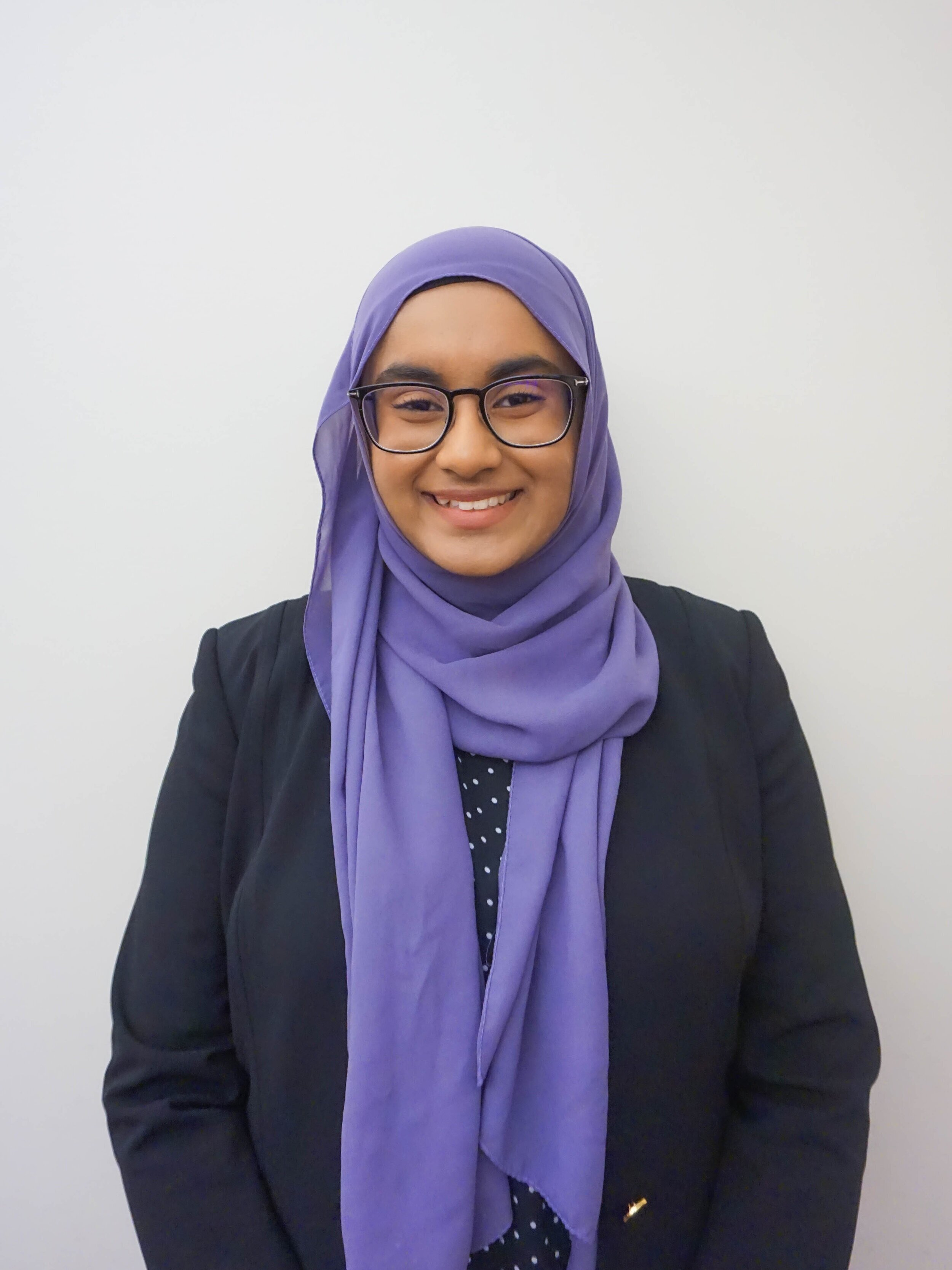 VP Chapter Operations - Sameehah Hussain