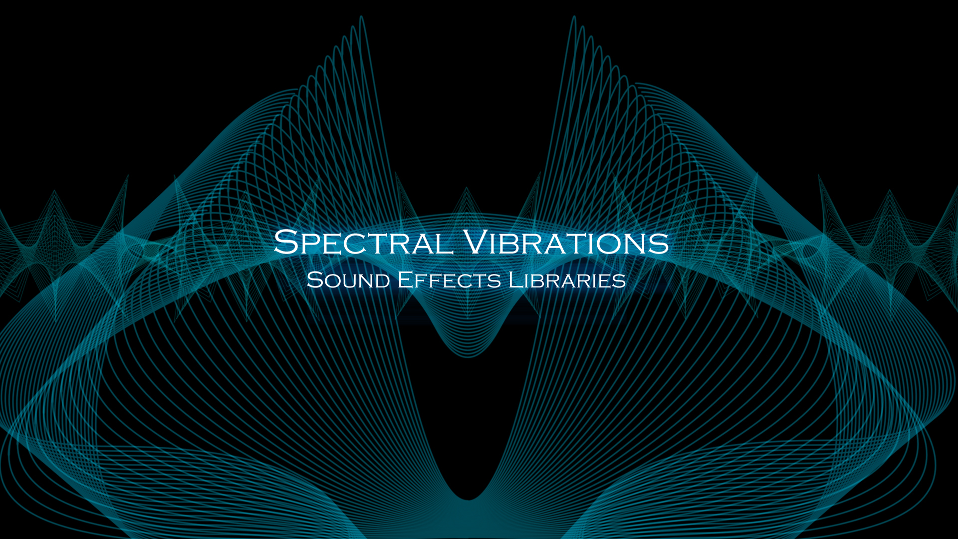 Spectral Vibrations - Independent Sound Effects Libraries by Graham Donnelly