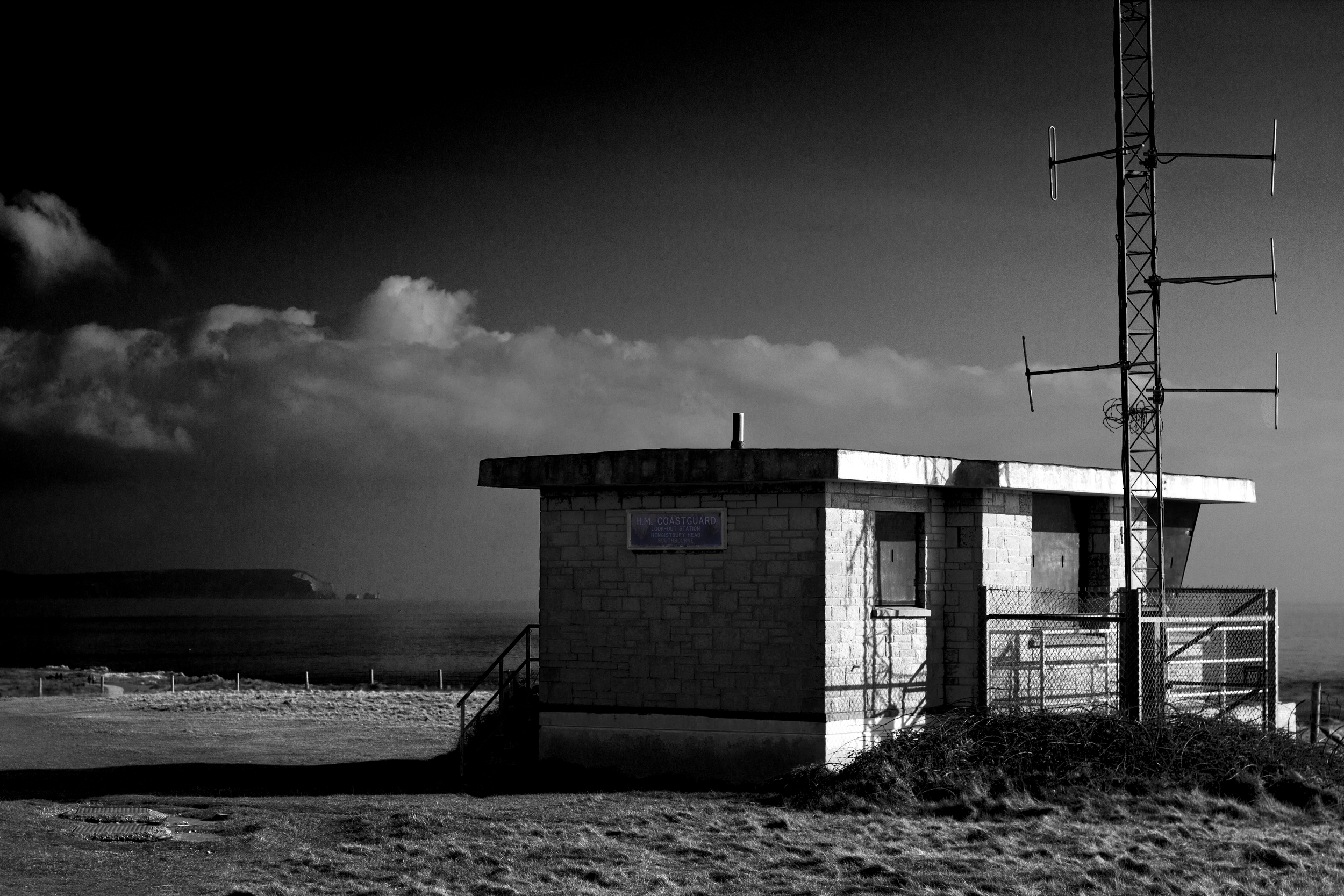 Disused Coastguard lookout